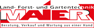 Maier Land-Forst-Gartentechnik - Logo